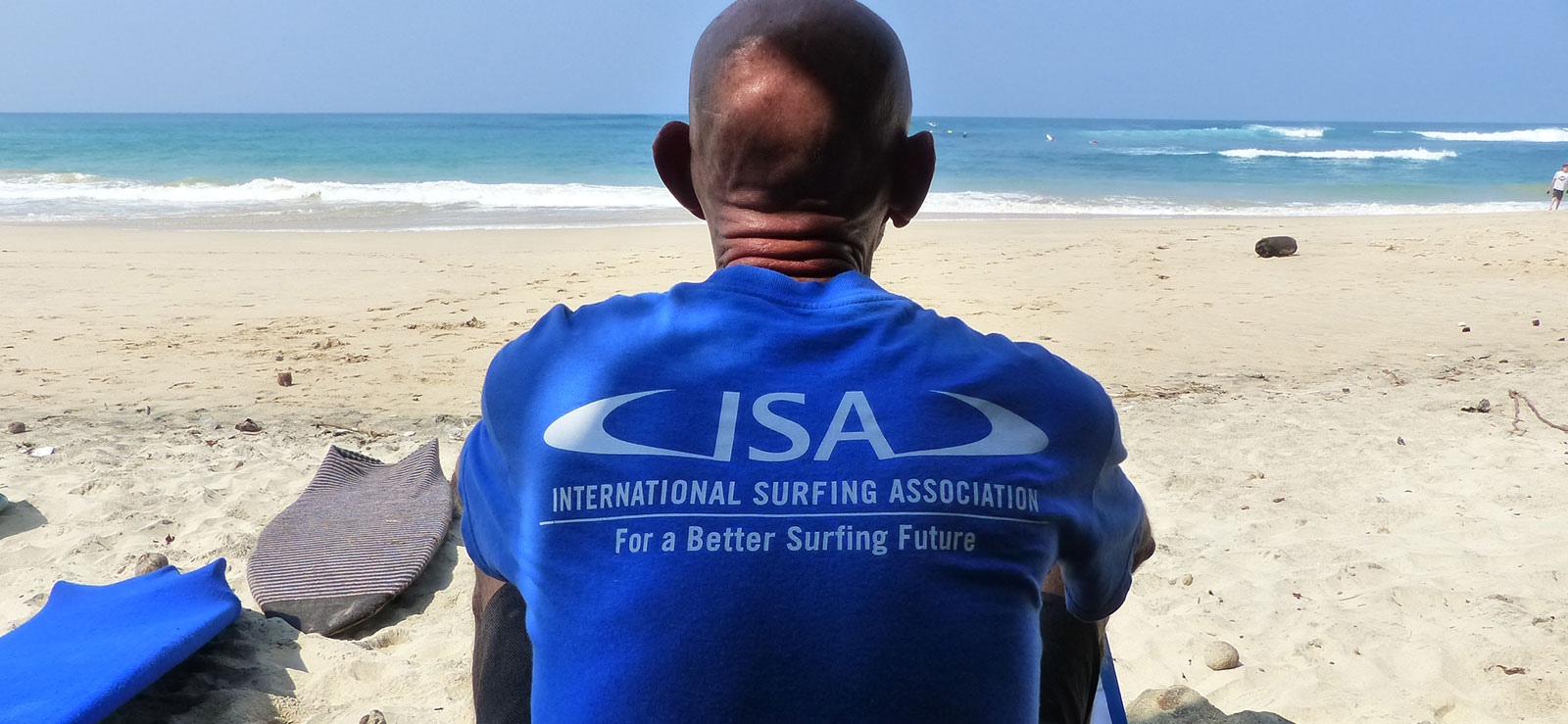 tim jones ISA instructor and trainer