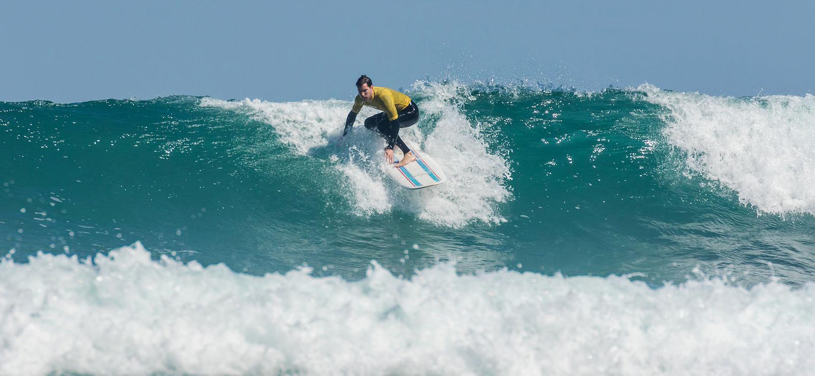 isa level 1 surfing skills