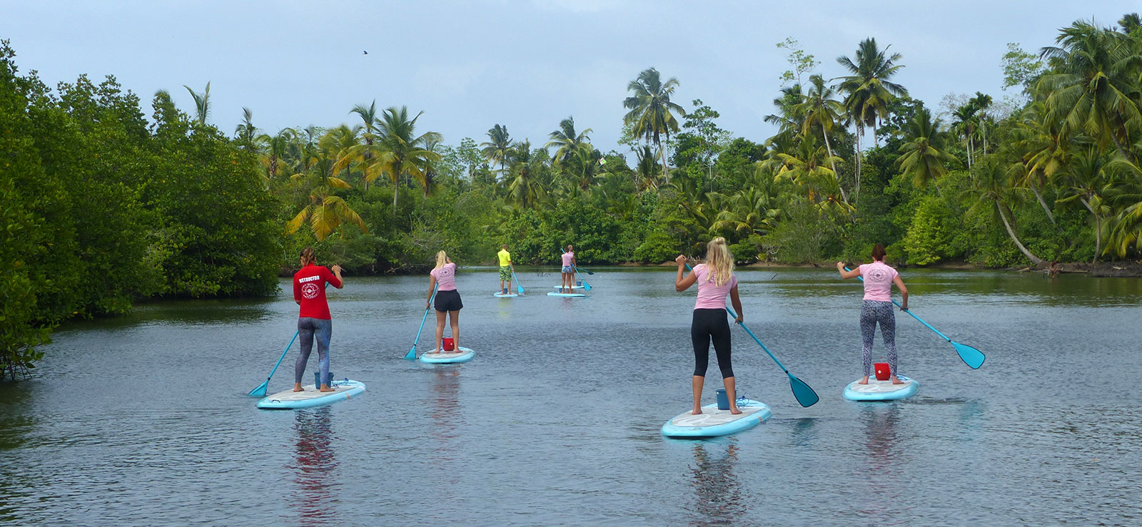 sup yoga instructor courses