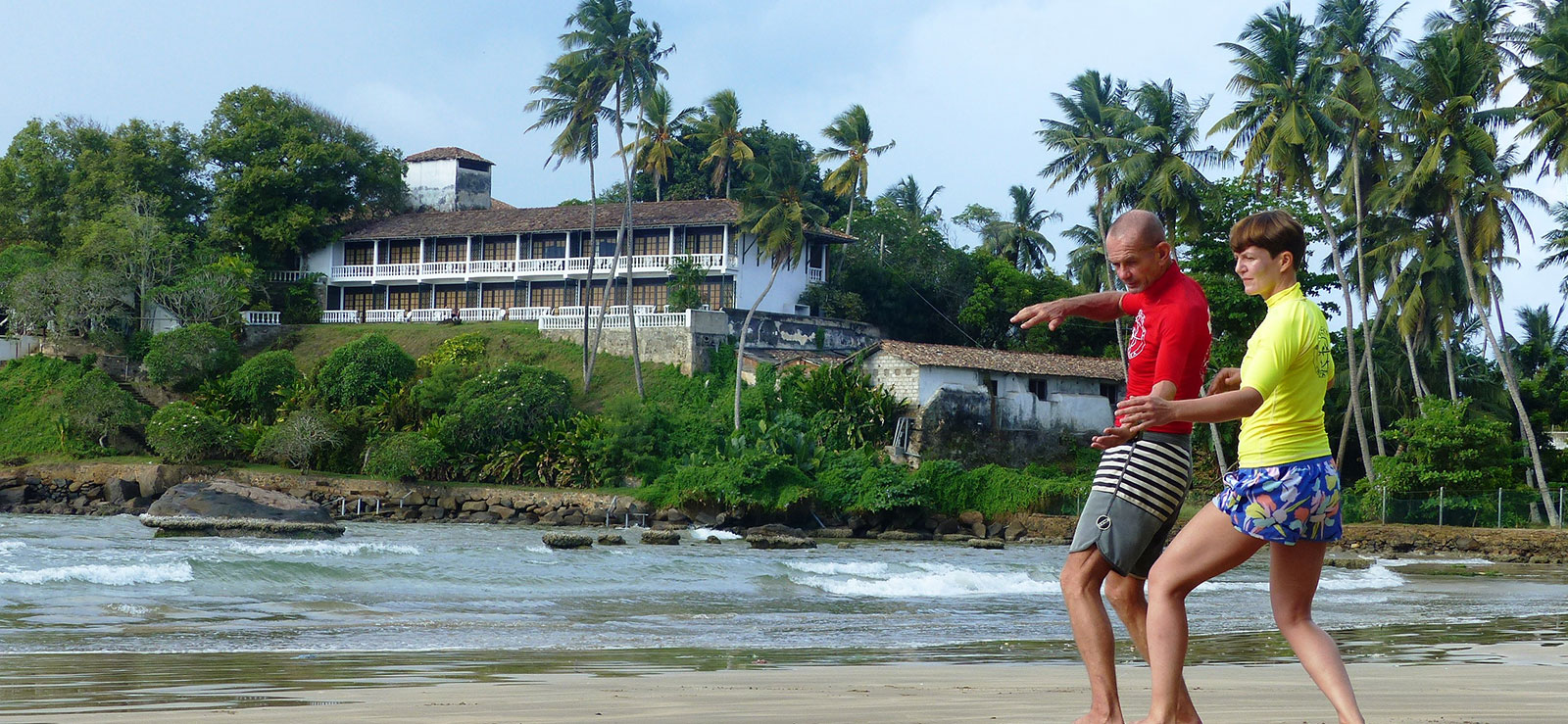 accommodation choices in sri lanka